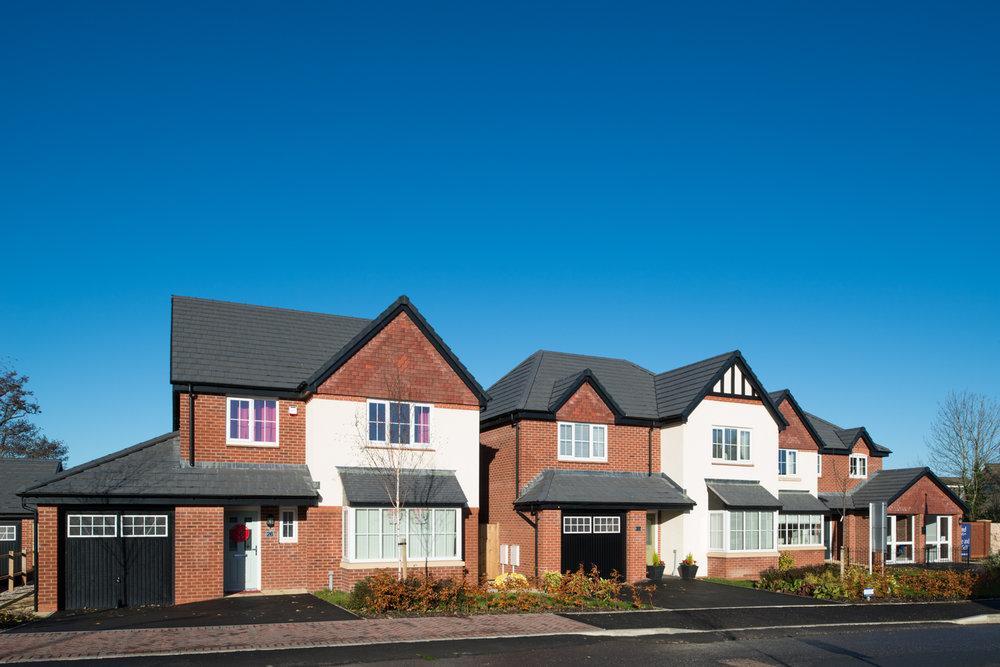 Forton Housing Lancashire