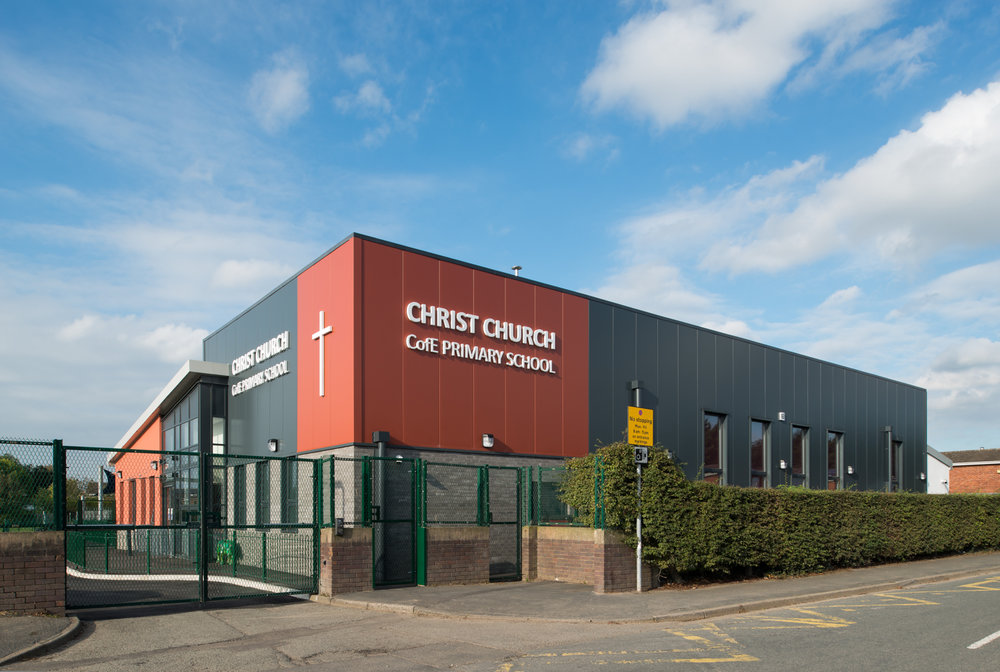 Christ Church School Ellesmere Port