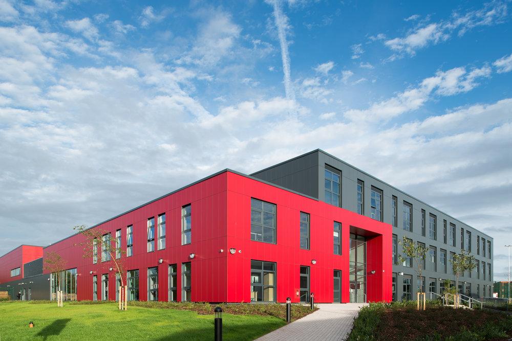 Dean Trust Ardwick School Manchester