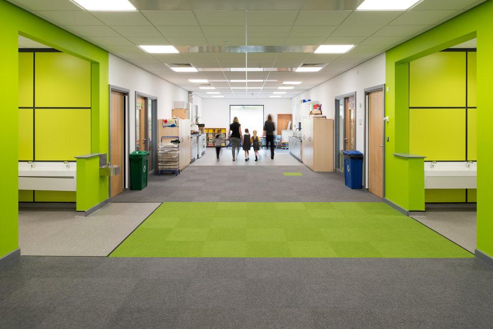 St. Lukes Primary School Salford