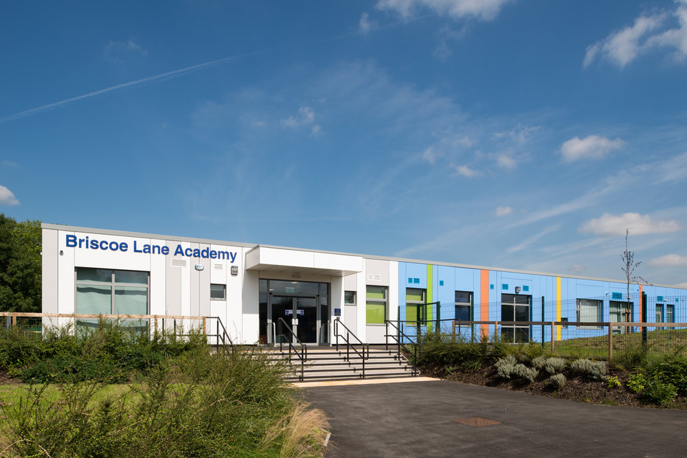 Briscoe Lane Primary School