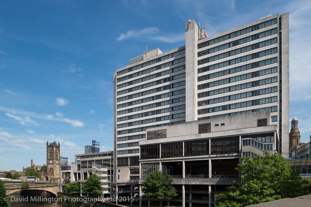 Urban & Civic Plc Renaissance Hotel - Manchester