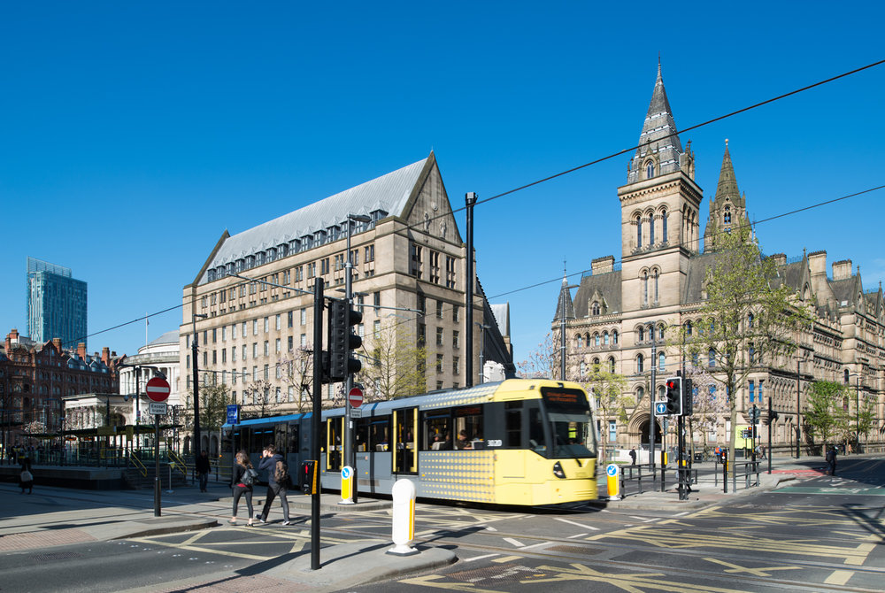 Manchester Metrolink 2nd City Crossing