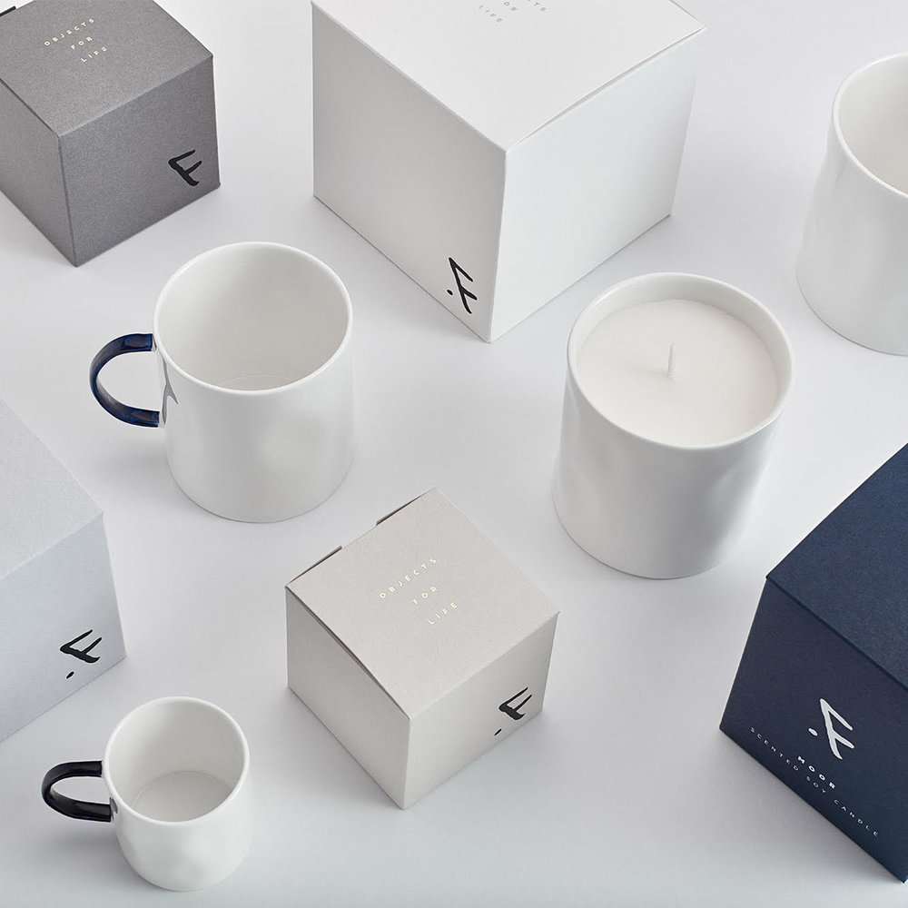 FELDSPAR     Feldspar make 'objects for life', beautiful, useful and timeless homewares that are all hand crafted in the UK.