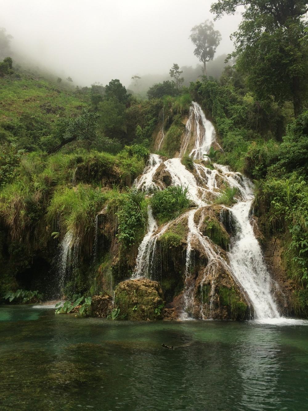Cascade Pichon