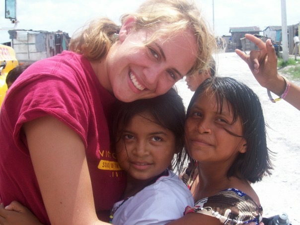 Me in 2005, on my first missions trip to Matamoras, Mexico.