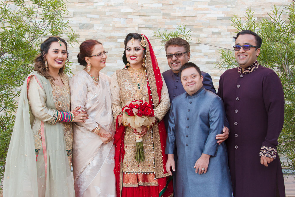 Desi family