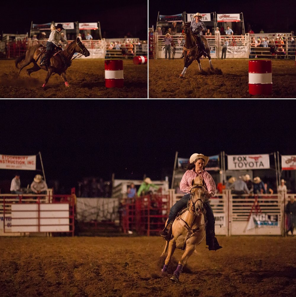 Rodeo Ladies