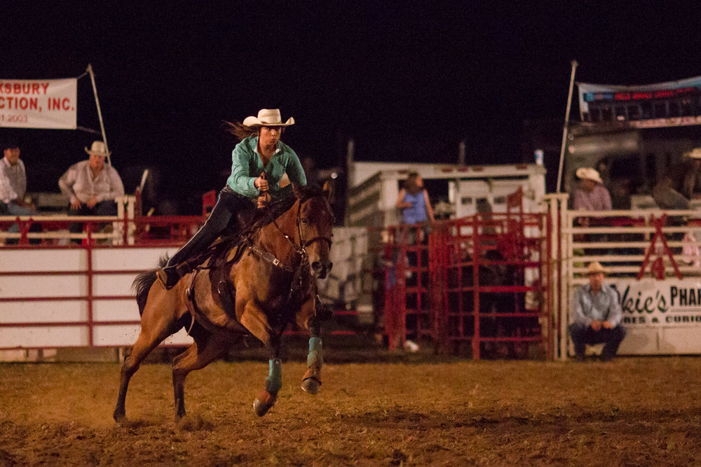 Rodeo Lady
