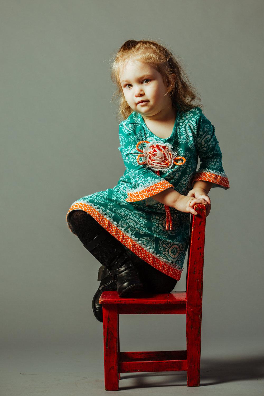 Riley Toddler Portrait 08