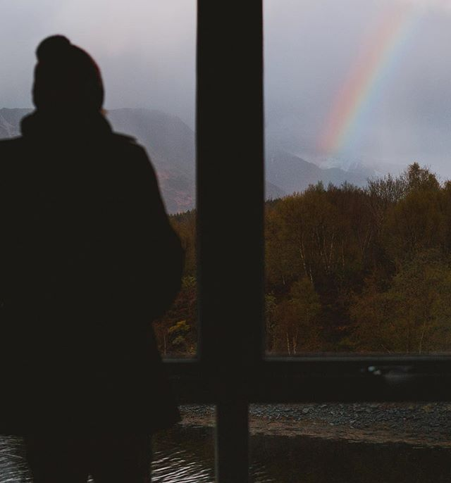 Greetings, from Glencoe 🌈