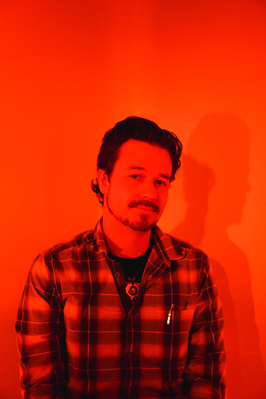 Joe in Orange | Sacral Chakra