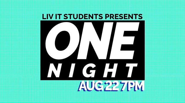 See you tomorrow! Free food, live music, games, and so much more! 7pm • Middle school - College age
