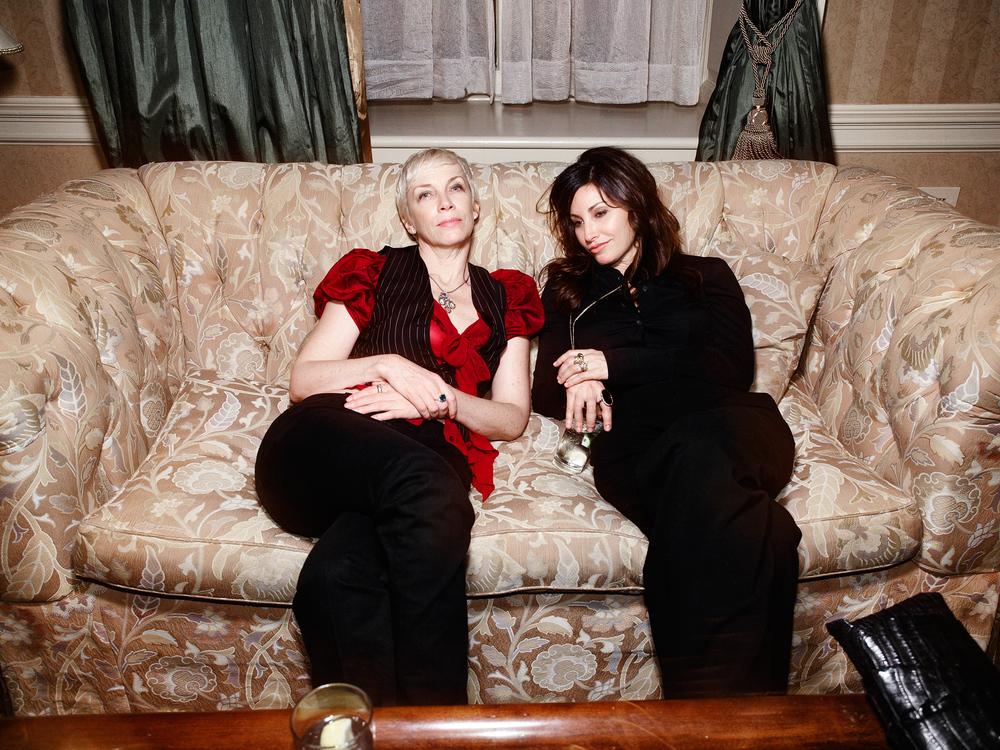 Annie Lennox & Gina Gershon