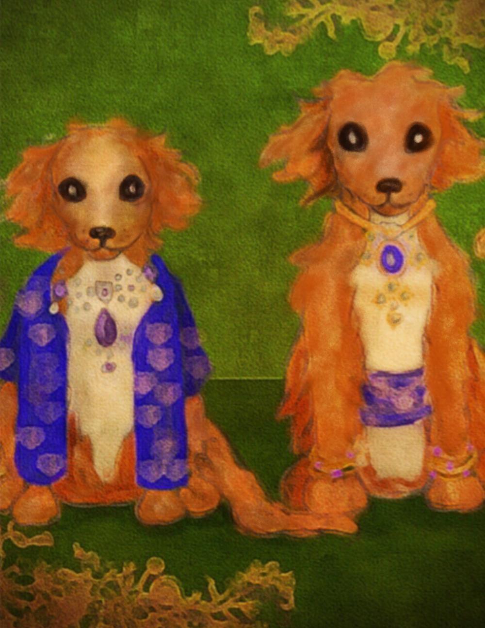 Dog Weddings in History