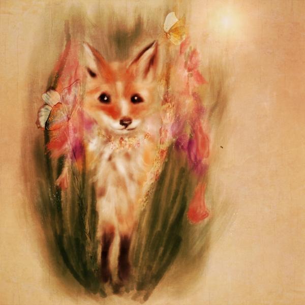 Reginald Fox Illustration