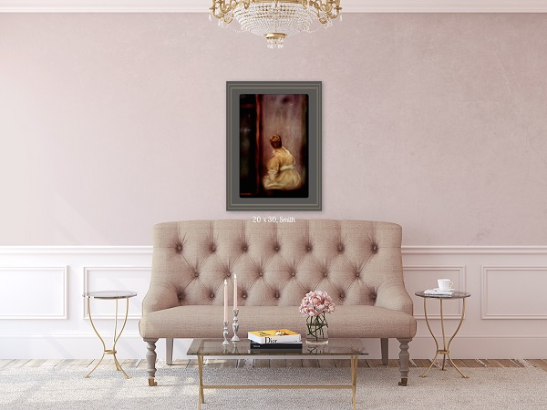 ROmantic Living Room Wall Art Interior Designs