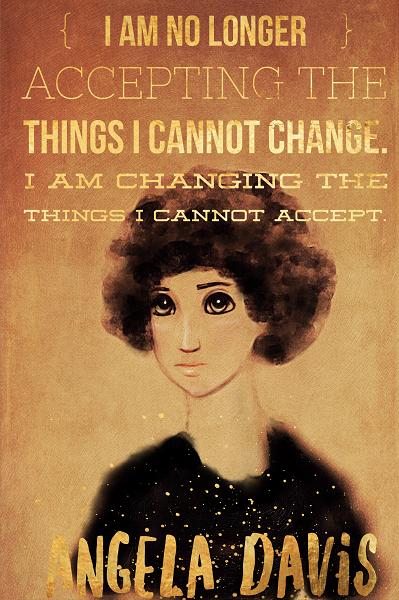 Dr. Angela Davis quote