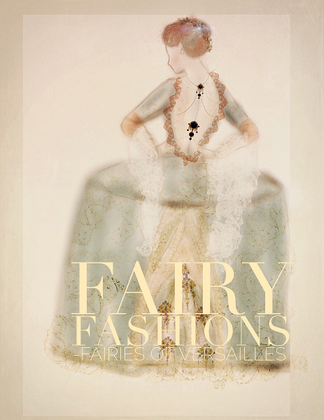 Fairy Fashion Illustration
