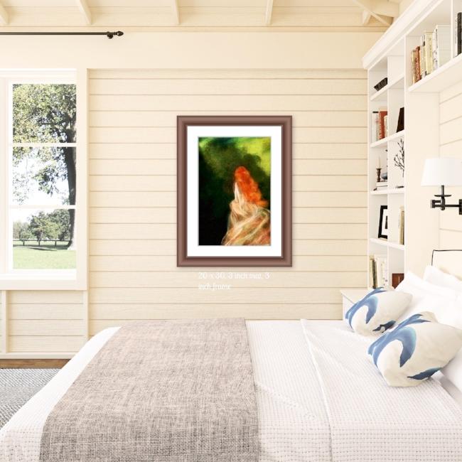 Fairy Wall Art Girl's Room
