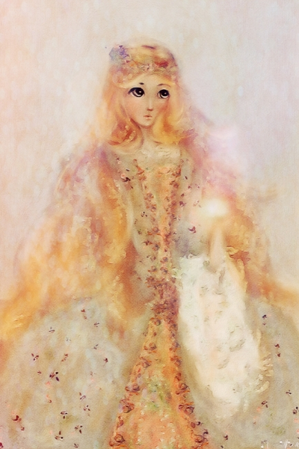 Lady of Wishes and Light {Fairies of Versailles}