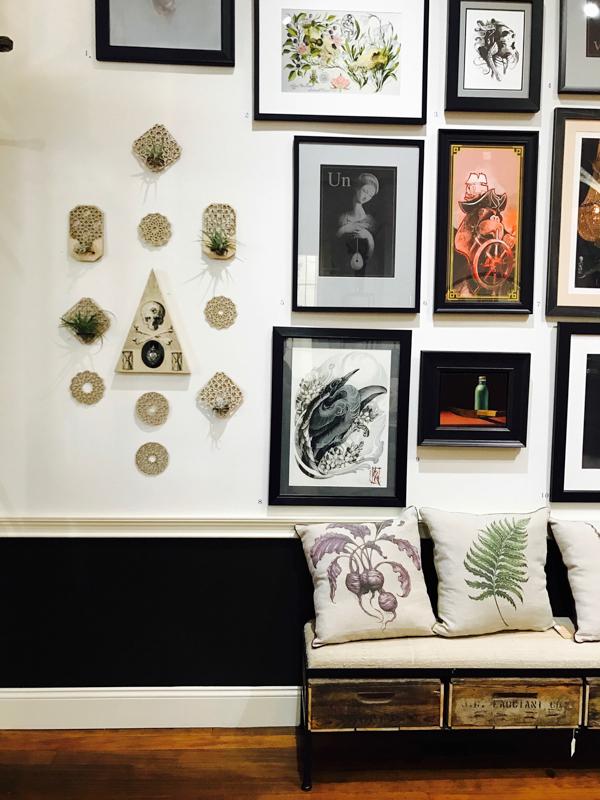Golden Moon Art Gallery