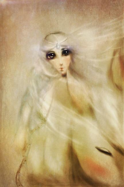 Fairy Horse Rider {Fairies of Versailles}