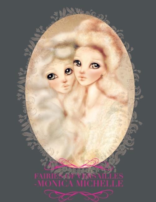 Fairies of Versailles Book Cover