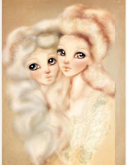 Fairies of Versailles {Sisters}