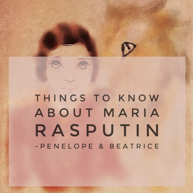 Maria Rasputin