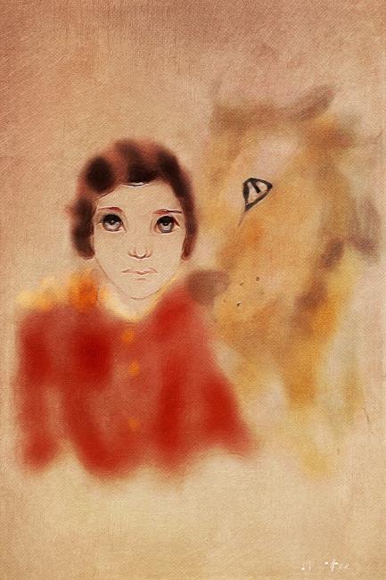 Maris Rasputin Illustration