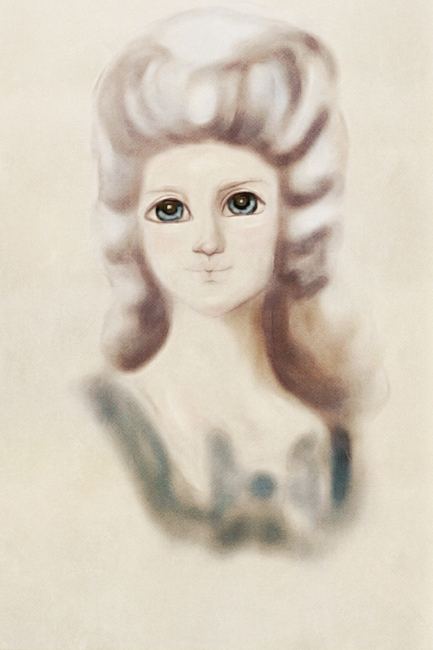 Women in History Illustration