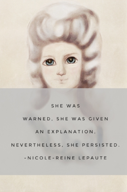 She Persisted Illustration