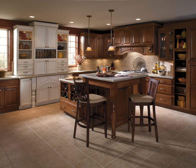 Providing kitchen remodel and bath remodel with outstanding service ...