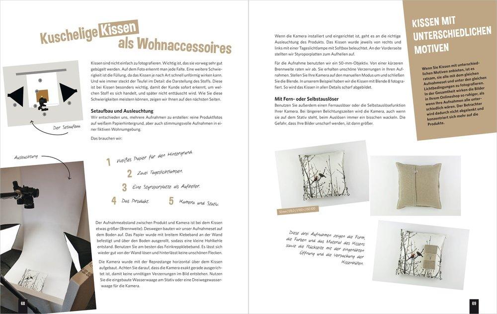 Bilder die verkaufen - Beispiel Workshop