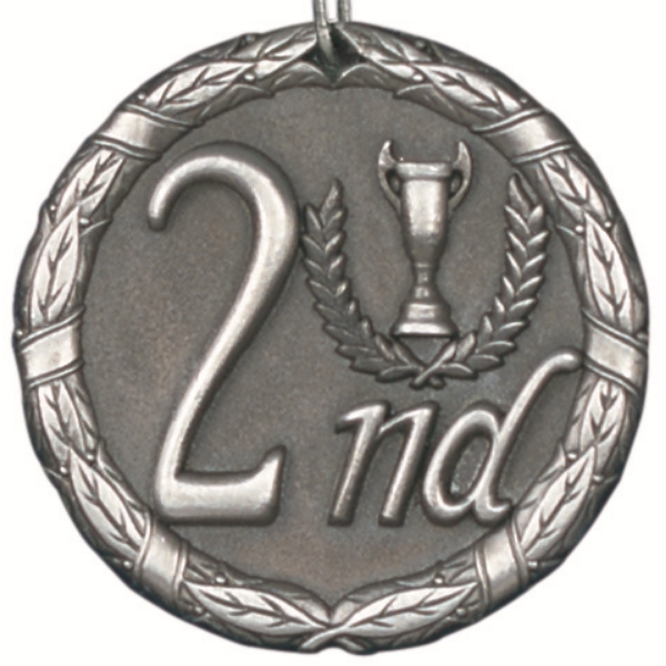 2nd Place  - XR-282 (Silver Only)