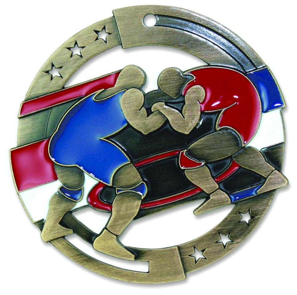 Wrestling - M3SW1