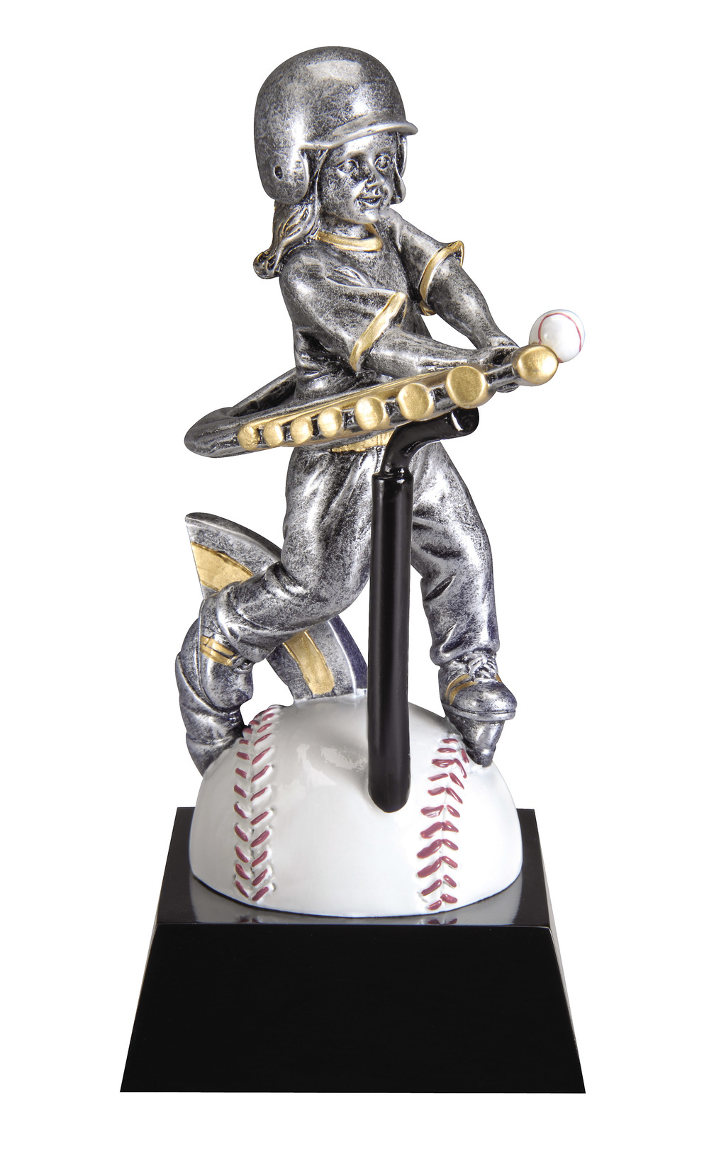 "T-ball, Female -    Small - MX720 - 7"" tall"