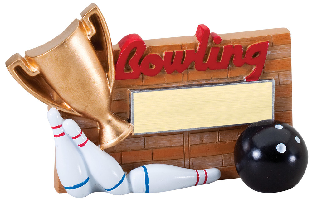 "Bowling -    RFC04 -  5.25"" wide x 3.5"" tall"