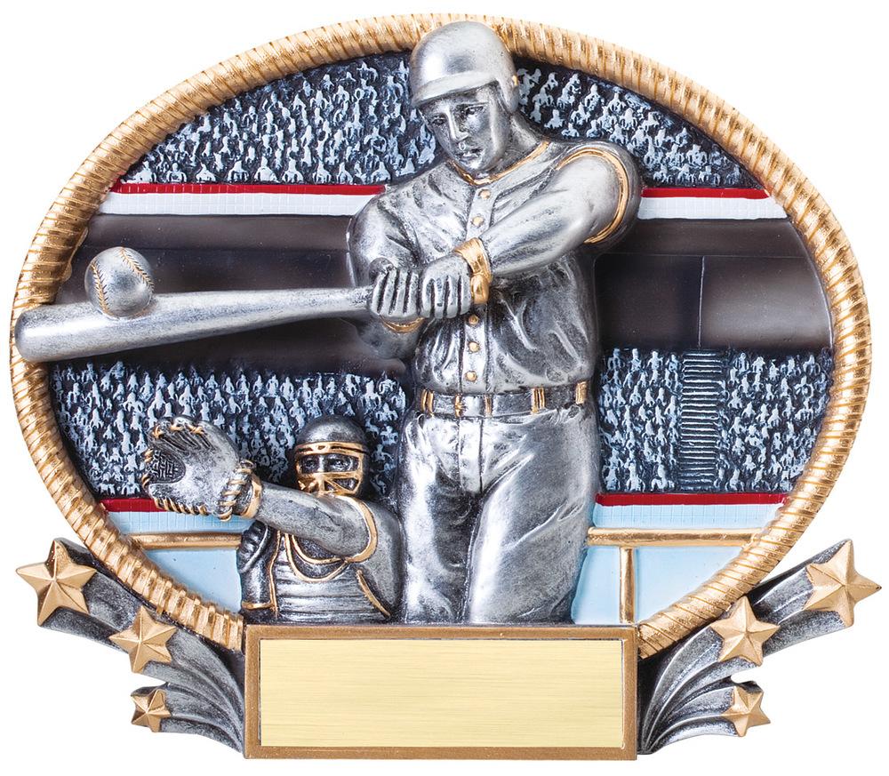 Baseball -    Large - 3D401  Small - 3D201