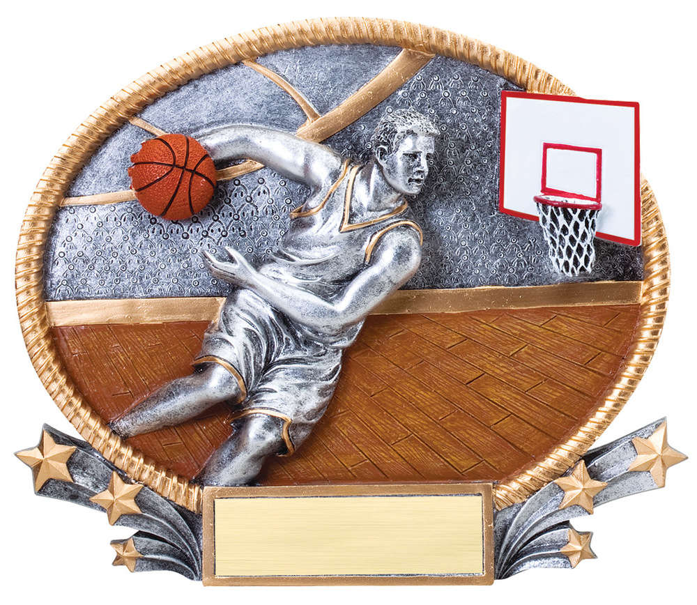 Basketball, Male - Large - 3D403 Small - 3D203