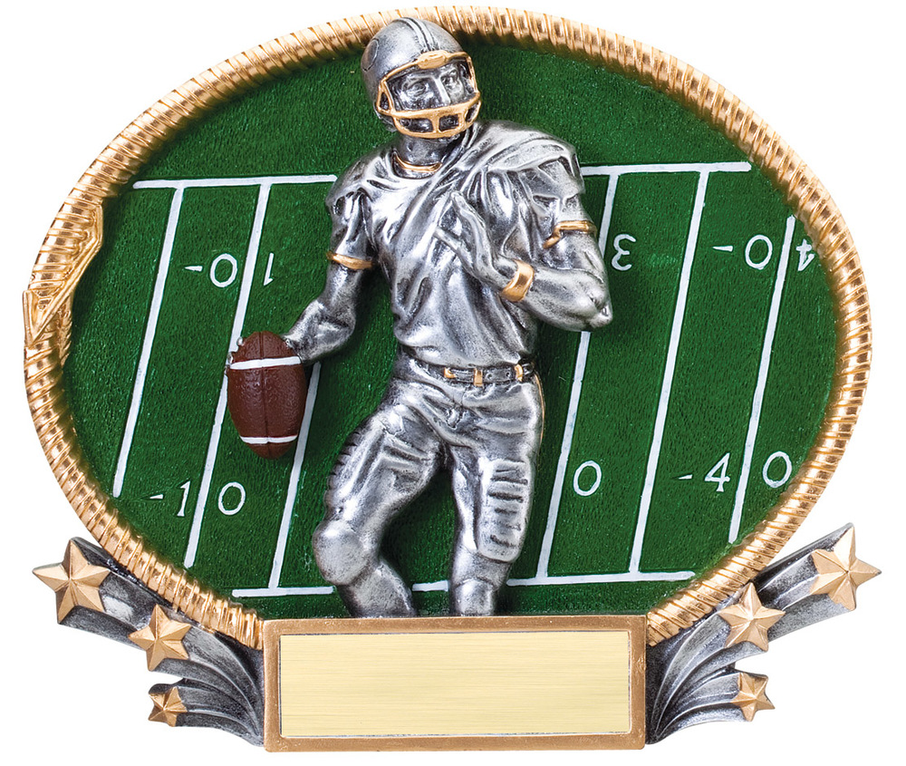 Football - Large - 3D410 Small - 3D210
