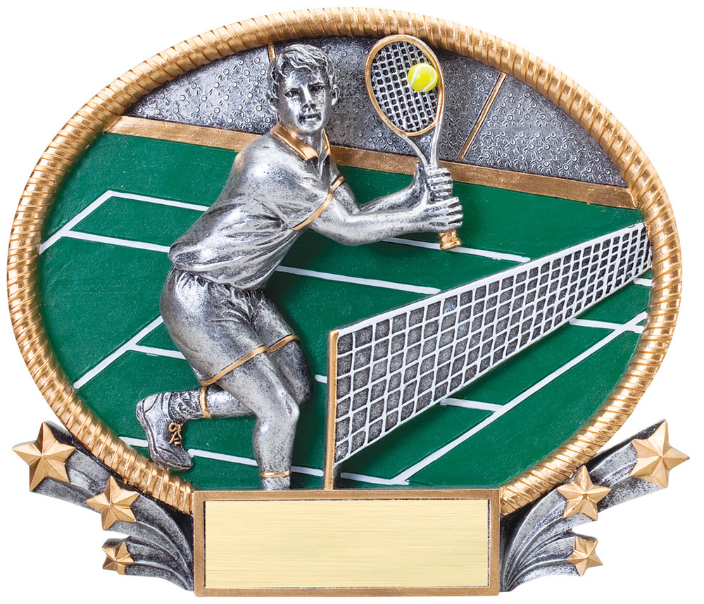 Tennis - Male  Large - 3D420 Small - 3D220