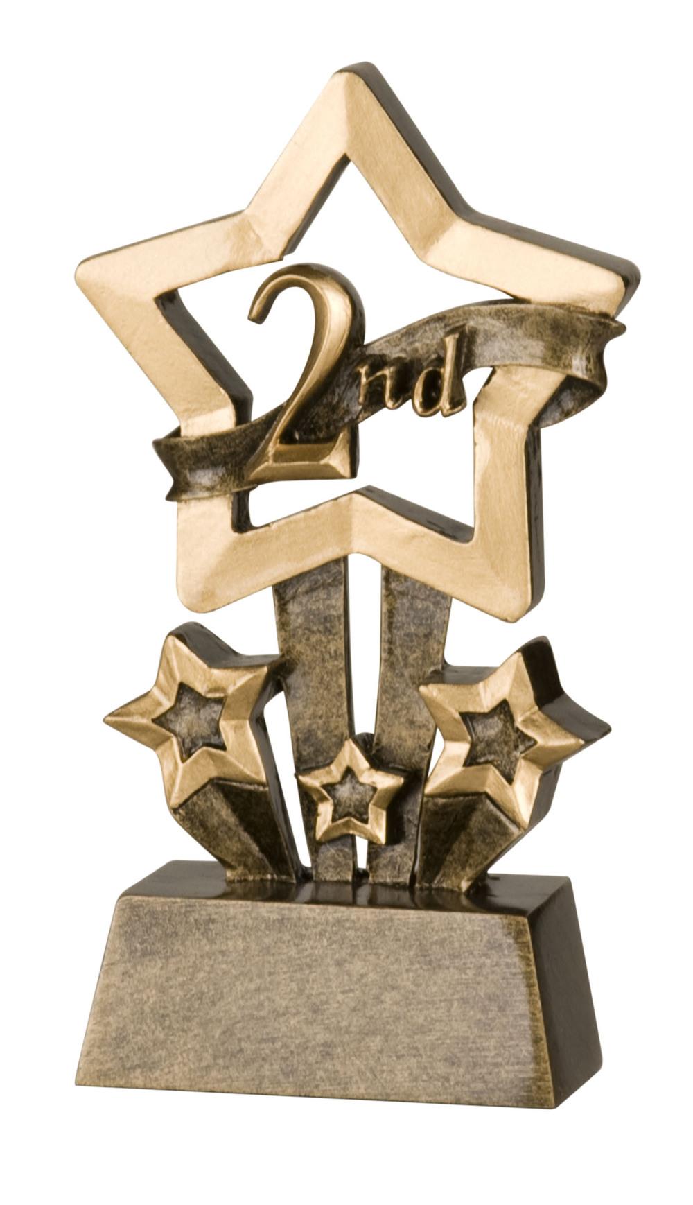 2nd Place - STR-02