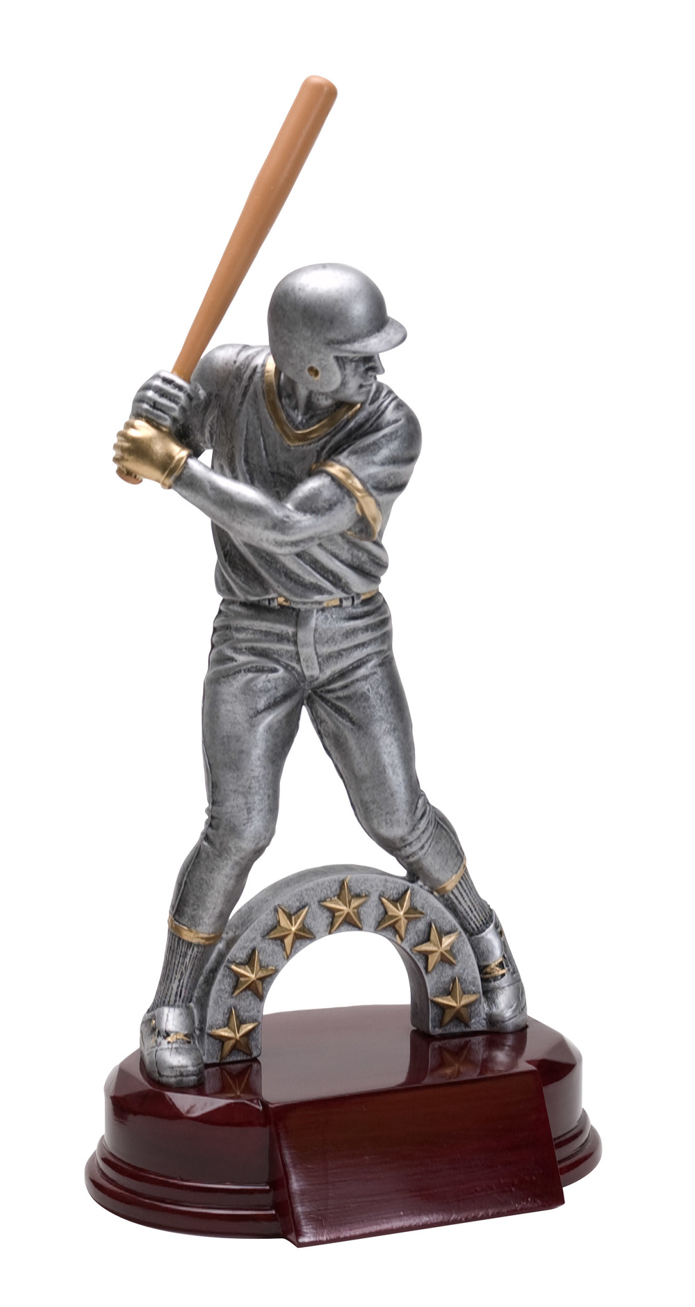"Baseball, Male:   Large - RFC-1111 - 10.25""  Medium - RFC-911 - 9.75""  Small - RFC-711 - 7.25"""