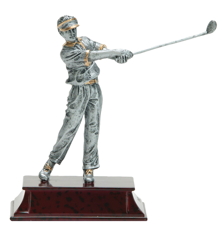 "Golf, Male:   Large - 57621GS - 8""  Small - 55621GS - 6"""