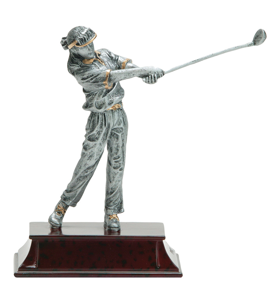 "Golf, Female:   Large - 57622GS - 8""  Small - 55622GS - 6"""