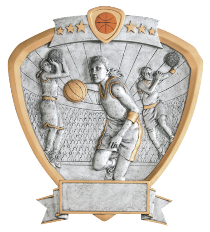 Basketball, Female - 58507GS
