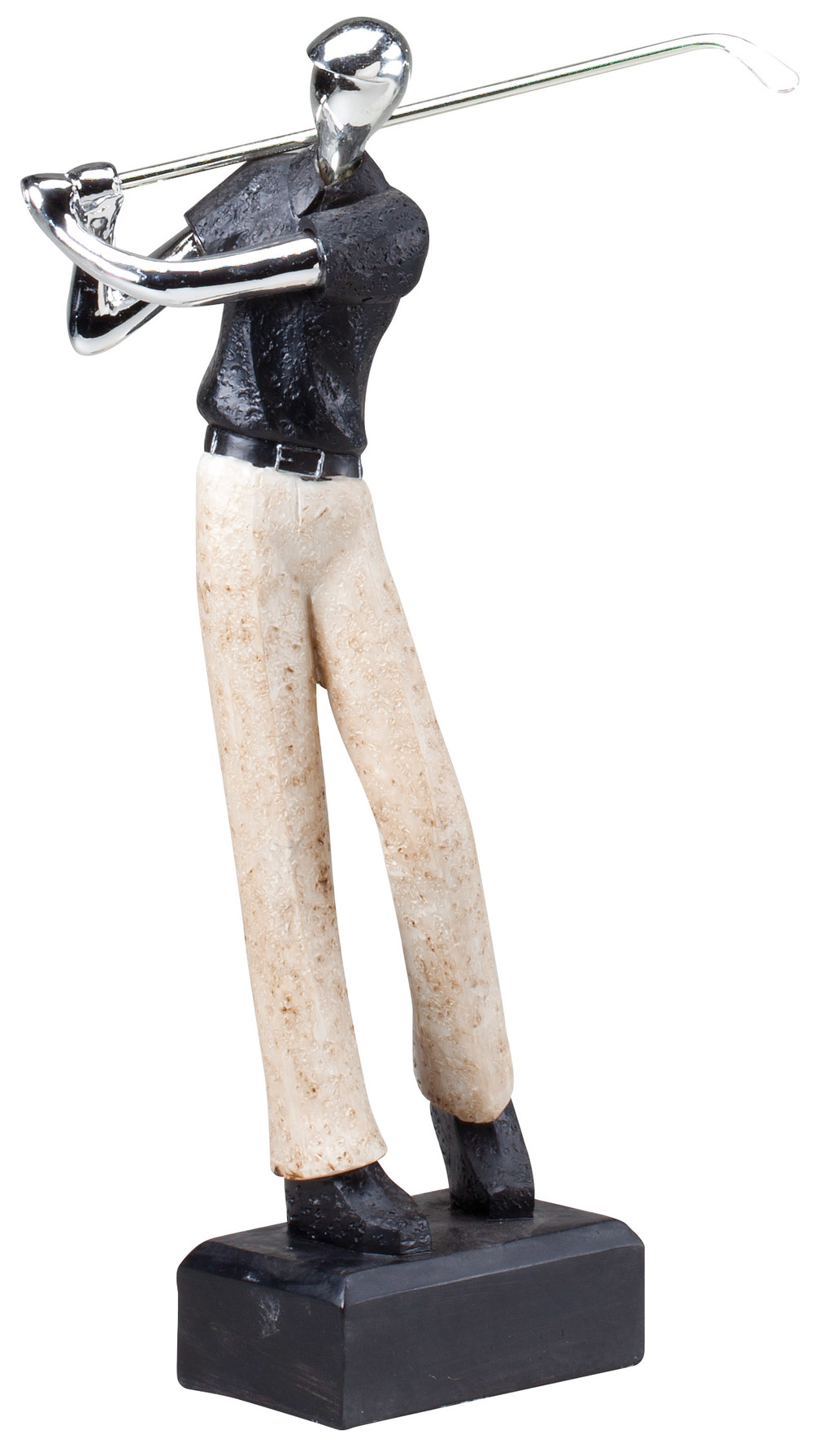 "Medium Resin - Male Golfer RF20744 - 12.5"" tall Price = $36"