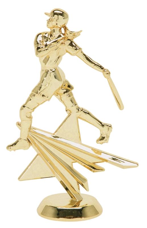 """Star Figure Softball 2520-G - 6"""" tall"""